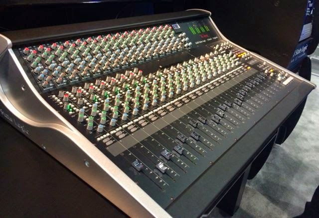 SSL XL-Desk