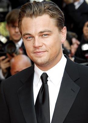 Leonardo Di Caprio Hairstyles 2013