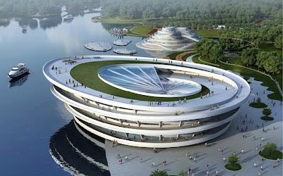 العمارة الحديثة التي تذهلنا بثوراتها