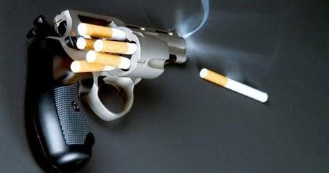 Em quantos se recupera depois deixou de fumar