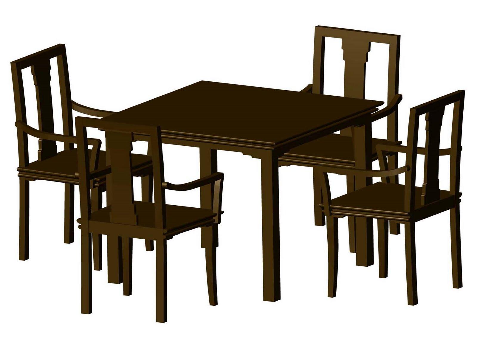 Home design interior unique design dining table for Dining table unique designs