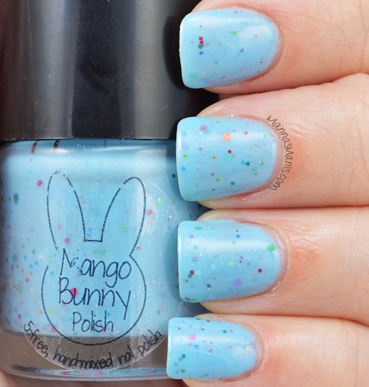 Mango Bunny Pony Palooza  Sonic Rainboom swatches