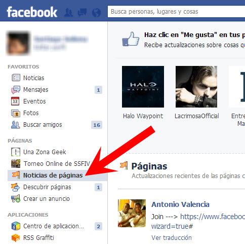 Como buscar un perfil de facebook con una foto