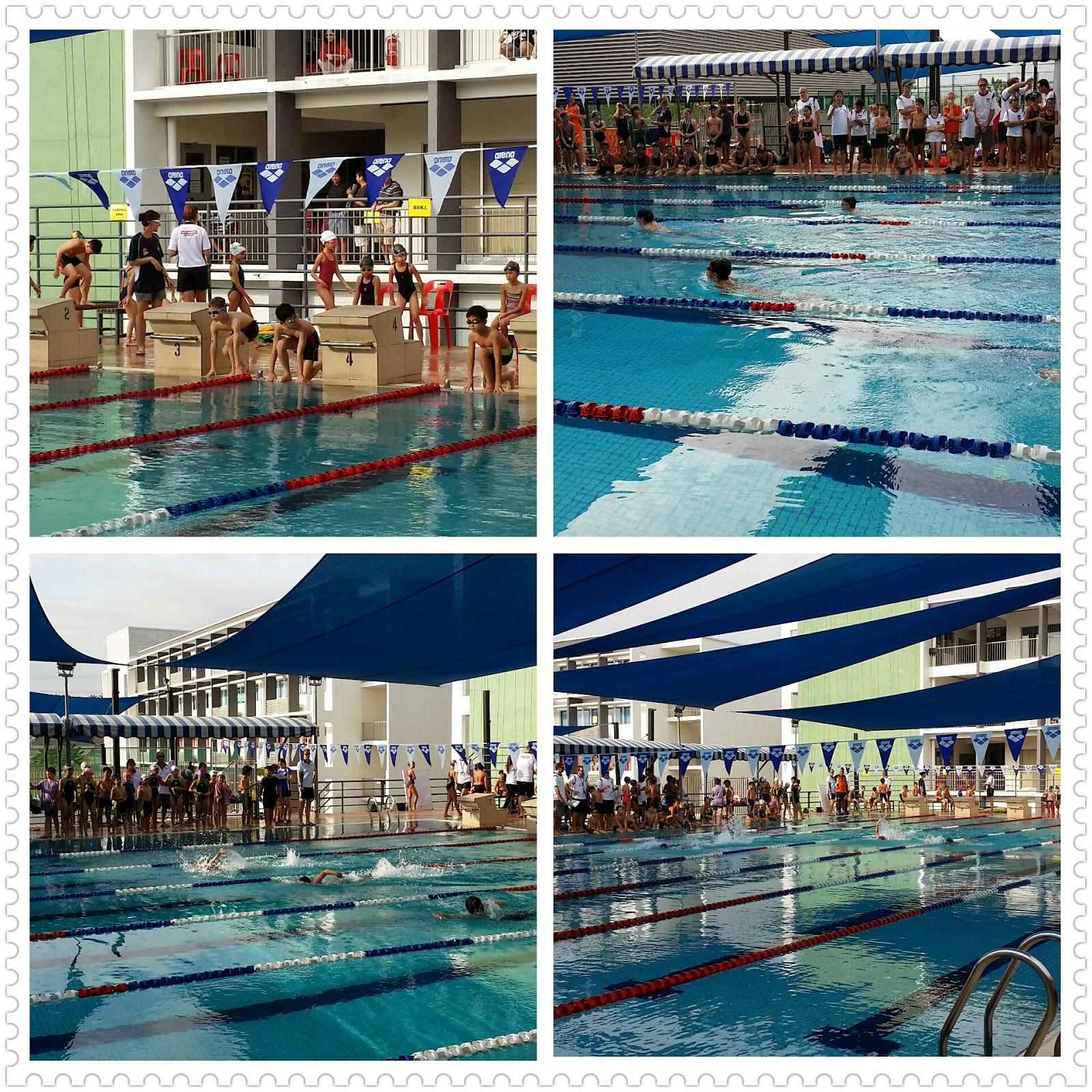 Tenby Schools Setia Eco Park Parents 39 Association Kliss Primary Swim Meet 2014 A Tis