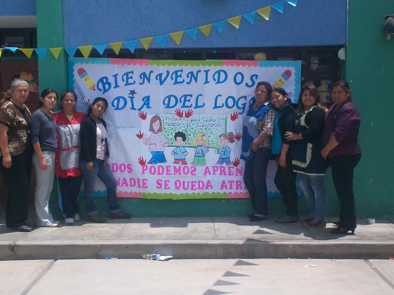 """LA PRADERA II"""" - 2012: DIA DEL LOGRO EN EL NIVEL INICIAL 2012"""