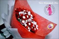 Coklat Hand Bouquet