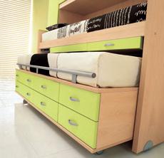 Pull Bedroom under Cupboard, Image