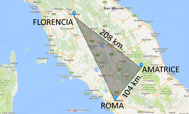 AMAtrice (2): AMOR - ROMA : AMOROMA : AMON - RA