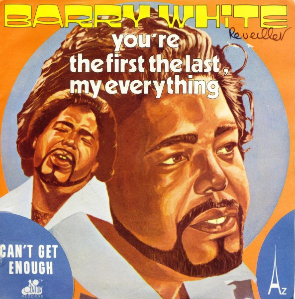 Barry White - You Are The First, My Last, My Everything
