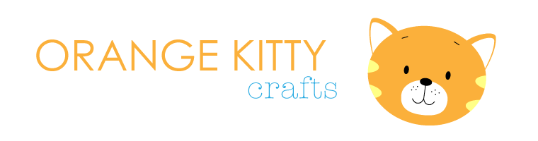 orange kitty crafts