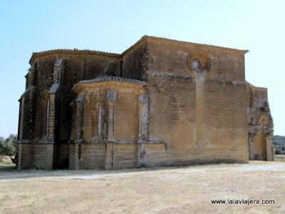 Iglesia San Miguel Foces, Ibieca, Huesca