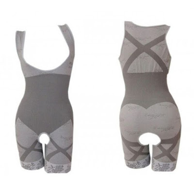 Dbest Natural Bamboo Slimming Suit