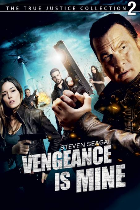 Ver True Justice: Vengeance Is Mine