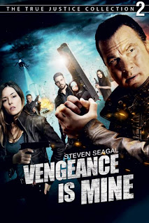 True Justice: Vengeance Is Mine Poster