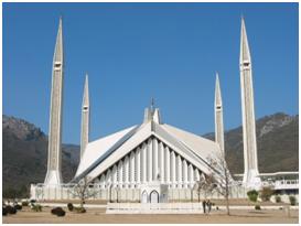 Masjid Faisal (Pakistan)