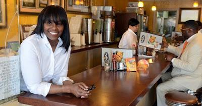 Soul food restaurant in Atlanta