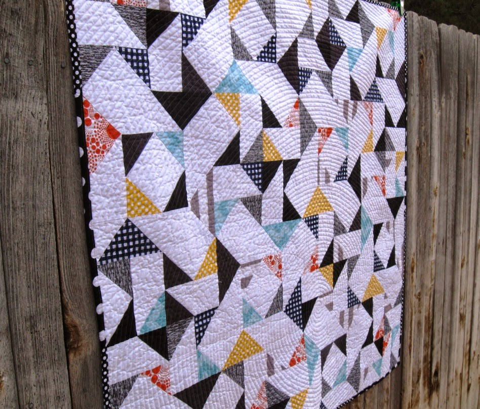 Happy Quilting Back To Basics Quilt Pattern