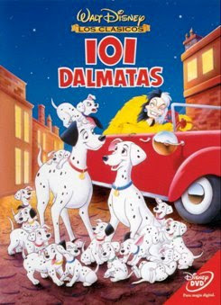 101 Dalmatas audio latino