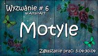 Wyzwanie #6: Motyle