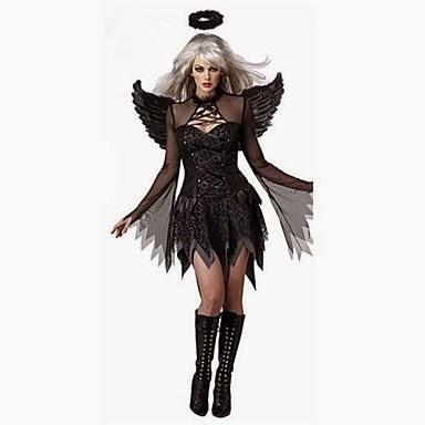 Disfraz Ángel de la Muerte