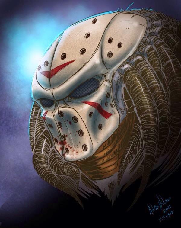 Rated B - Predator Voorhees