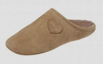 Sheepskin-mule-slipper