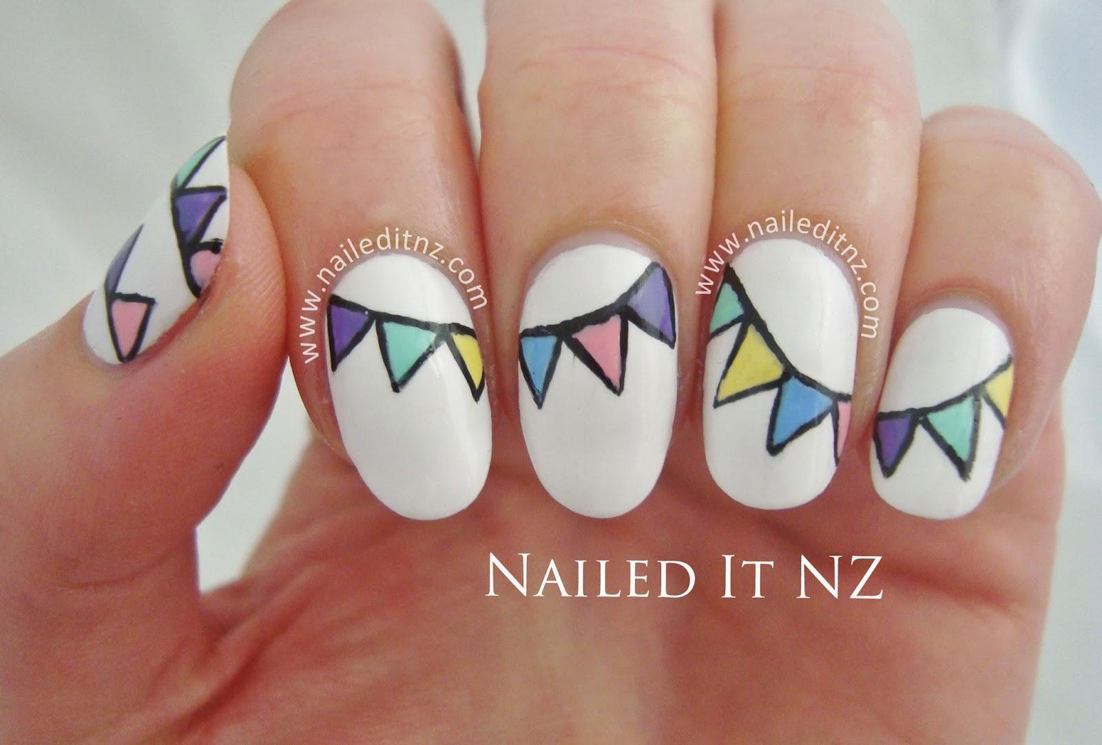 Nice Essie Nail Art Contest Model - Nail Art Design Ideas ...