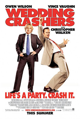 John Beckwith and Jeremy Grey Wedding Crashers Poster