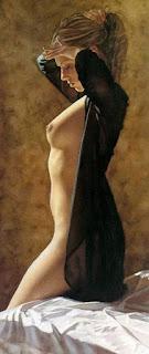 Desnudo Americano Pintura Femenina