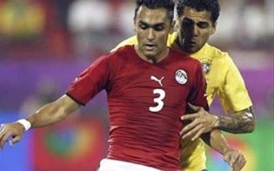 Egypt 0 - 2 Brazil (2)