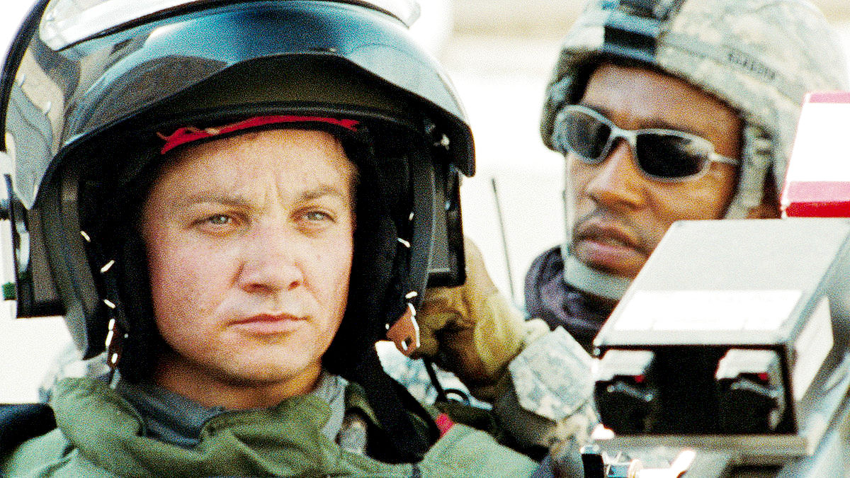 the hurt locker leadership The hurt locker is a film that will work at national 3,4 and 5  the hurt locker unit nat3,4,5 2 1  fe news magazine subject genius new teachers leadership.