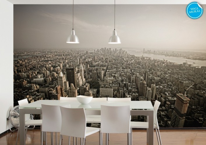 new york city wall murals removable wallpaper inspiration