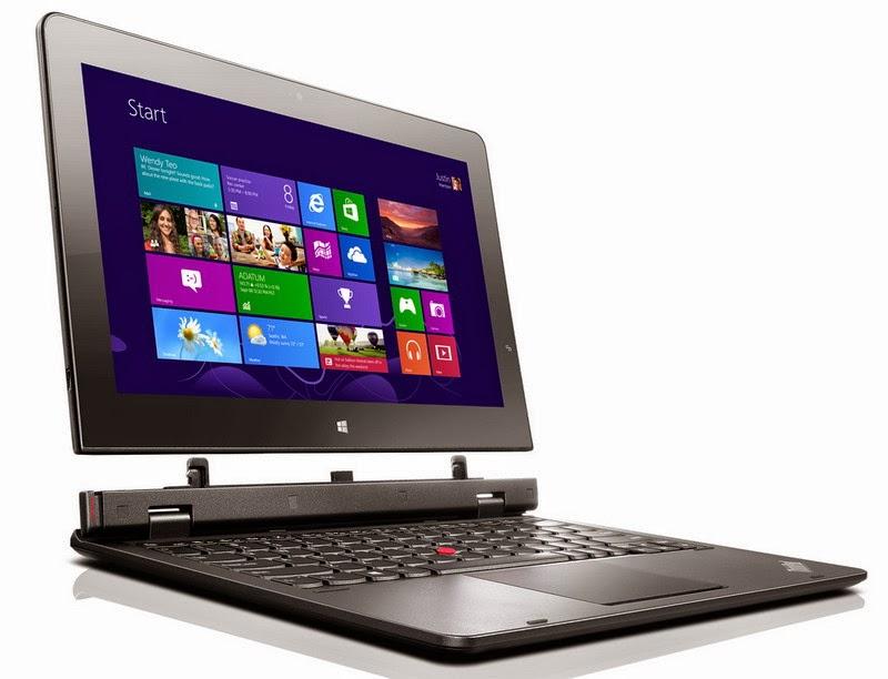 Harga Lenovo ThinkPad Helix 2