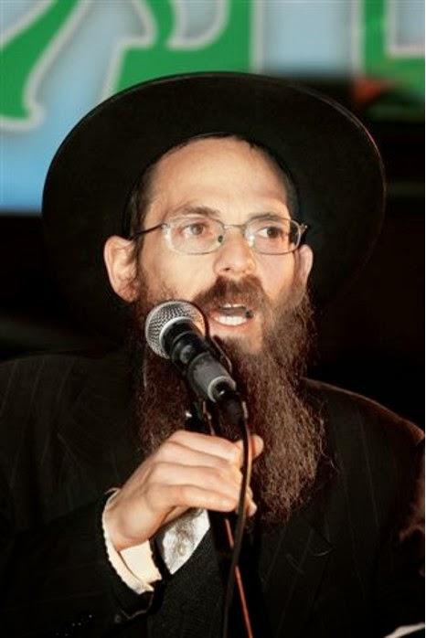 הרב יצחק שפירא ראש ישיבת עוד יוסף חי