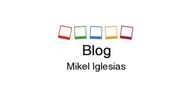 Blog Mikel Iglesias