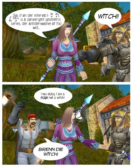 Маг комикс