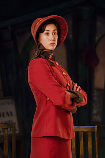 Sarah Brown (Siubhan Harrison)