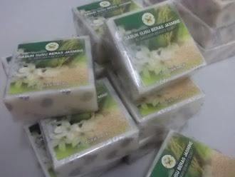 Sabun Pencuci Muka Susu Beras Al-Barokah