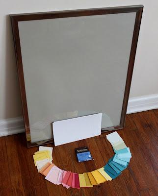 Membuat Lukisan Dari Potongan Kertas 1