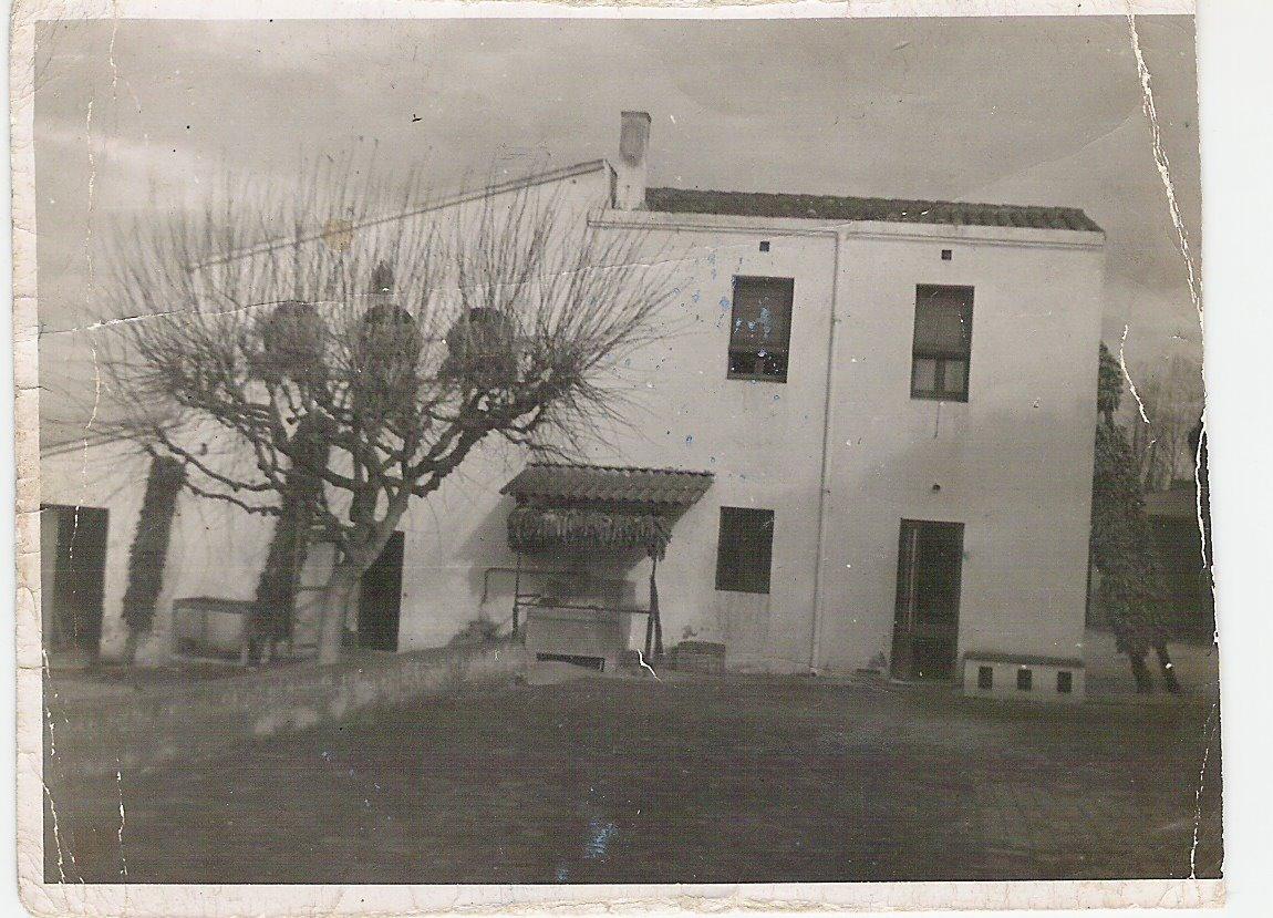 Culiblanco por francisco nieto imag nes antiguas de la - Casas montornes del valles ...