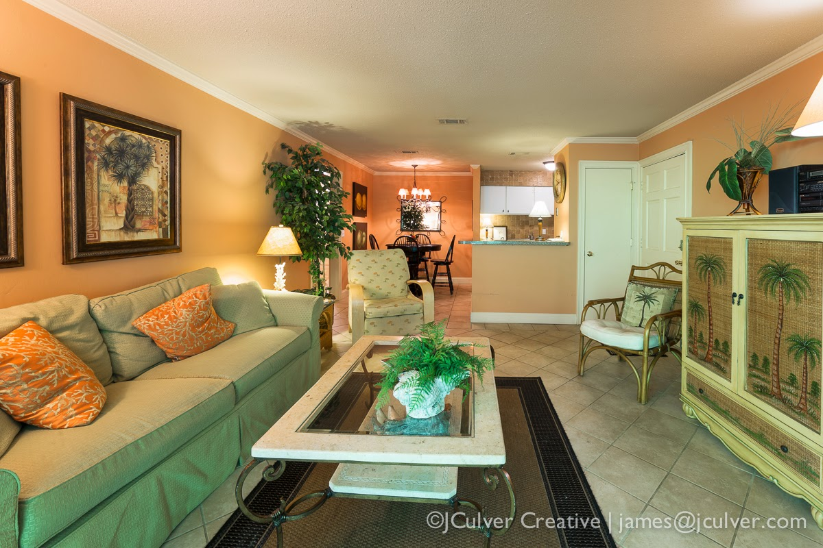 One Bedroom Condo located in Ocean Walk, St Simons Island, Georgia