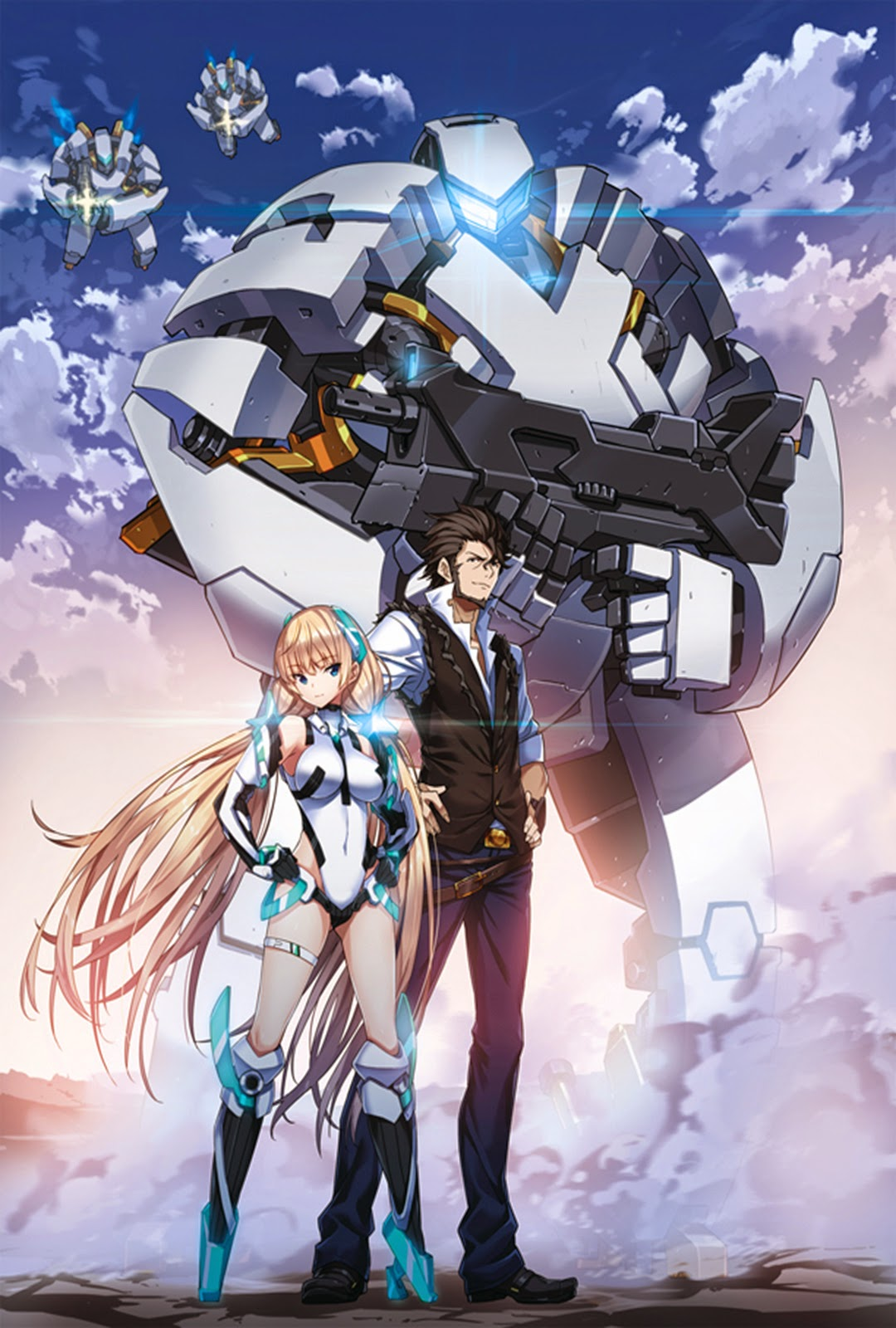 anime review rakuen tsuiho expelled from paradise