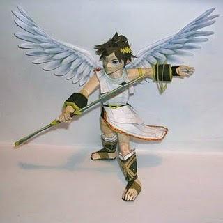 Kid Icarus Pit Super Smash Bros