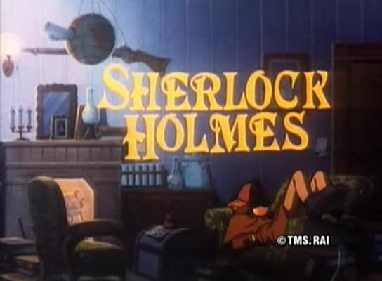 [Dibus] Sherlock Holmes Sherlock_hound