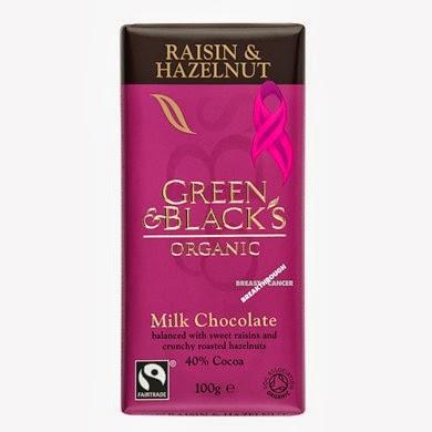 Green & Black's Organic Milk Chocolate