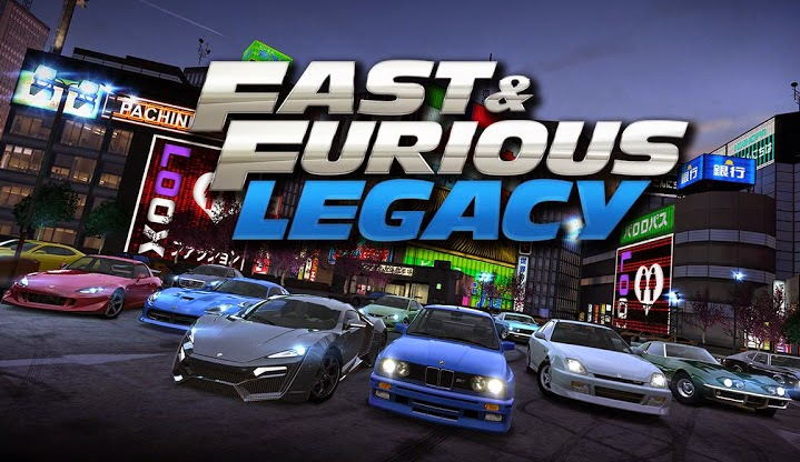 Fast & Furious: Legacy Gameplay IOS / Android