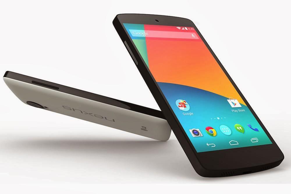 LG,Nexus 5,Google