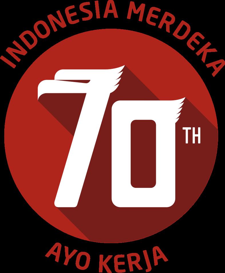 HUT RI KE-70 Tahun 2015