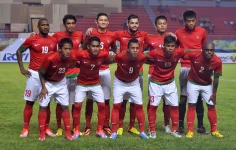 Jadwal Pertandingan Bola Indonesia Vs Suriah