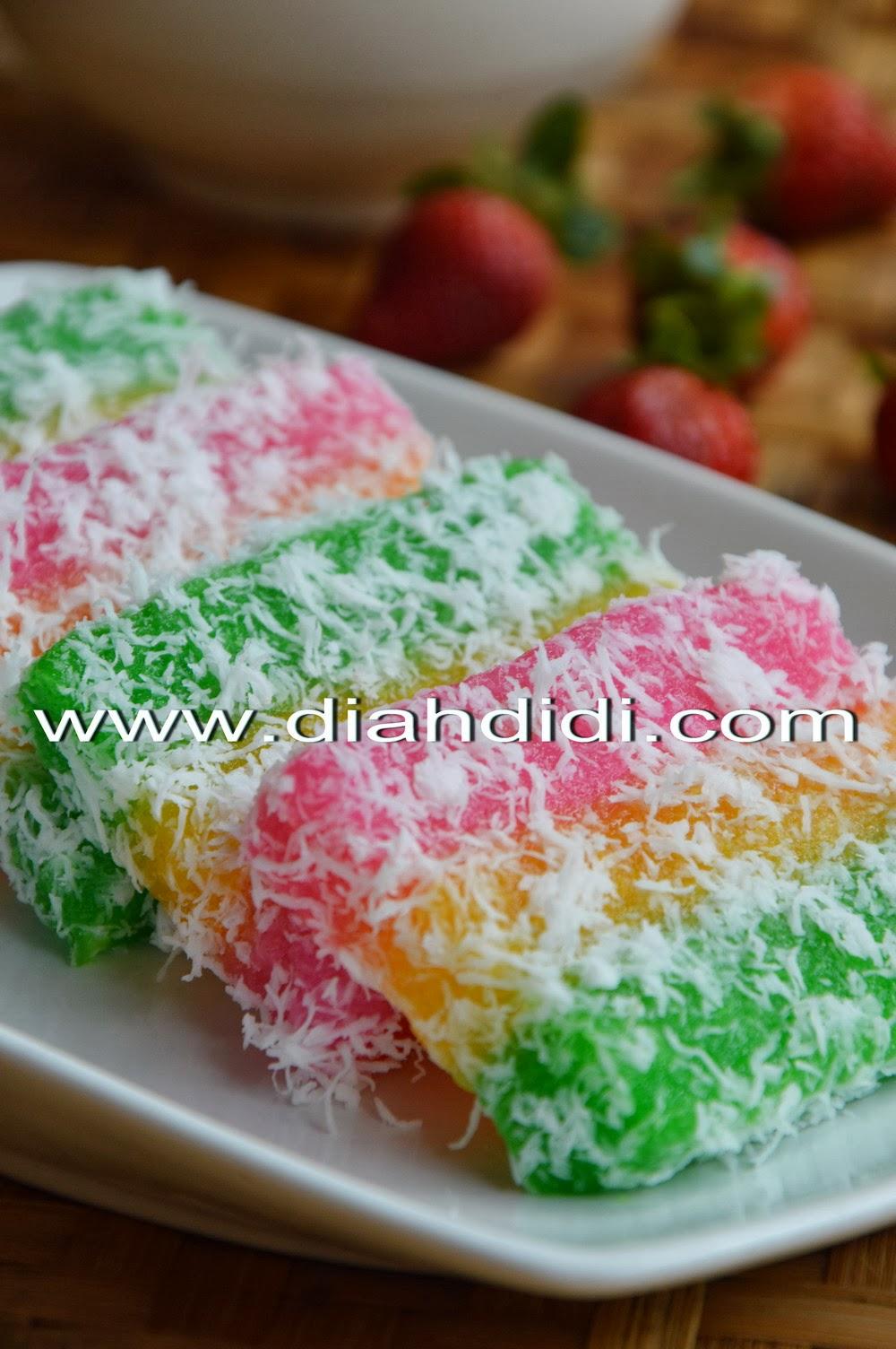 Diah Didi S Kitchen Lapis Singkong
